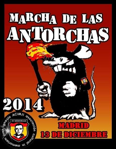 Cita obligada: Marcha de las antorchas (2014)