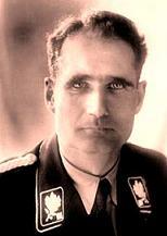 Rudolf Hess, mártir de la paz