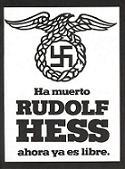Rudolf Hess: el solitario de Spandau