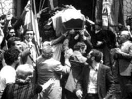 Los años de plomo: Funeral de Francesco Cecchin (1979)