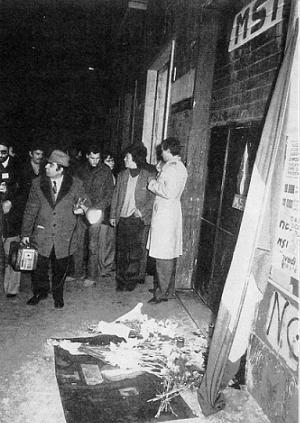 Los años de plomo: Matanza de Acca Larenzia (1978)