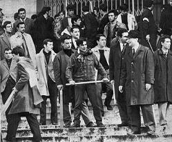 El resurgir: Batalla del Valle de Giulia (1968)