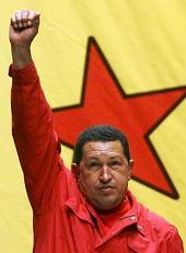 Hugo Chavez o como tocar los cojones