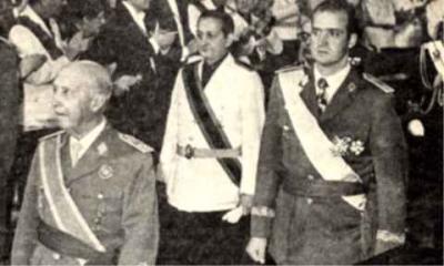 Protagonistas de la transición (III): Torcuato-Fernandez Miranda