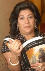 Una de incitación al odio y sobre vejación a las mujeres: Almudena Grandes