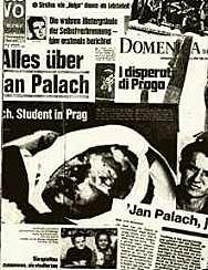 Jan Palach: luchador contra la agresión soviética
