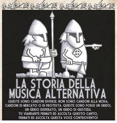 Italia: 34 anni di musica Non Conforme