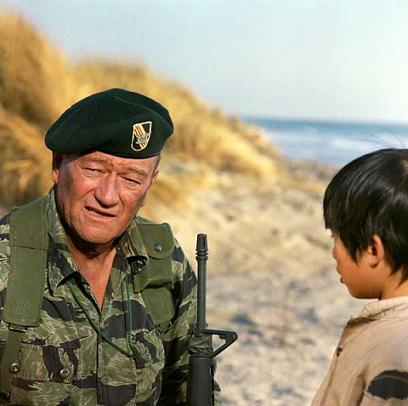 Cine de verano: Green berets (1968)