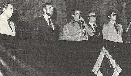 Reggio Calabria: 12 de octubre de 1975