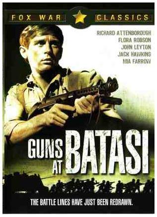 Cine: Cañones En Batasi (1964)