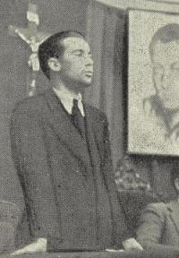 Santiago Montero Díaz: Fascismo (1932 )