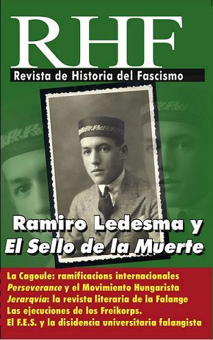 Novedad: Revista de Historia del Fascismo