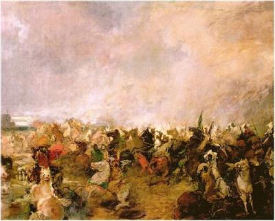 711- 2011: 1300 años de la invasión musulmana de España