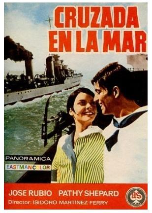 Cine: Cruzada en la mar (1968)