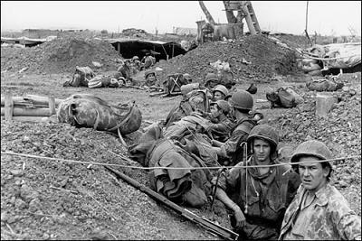 Un analisis de la derrota francesa en Dien Bien Phu