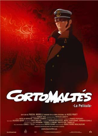 Cine: Corto Maltés, la película
