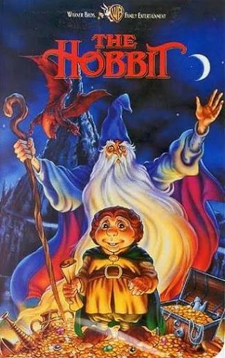 Cine: El Hobbit (1972)