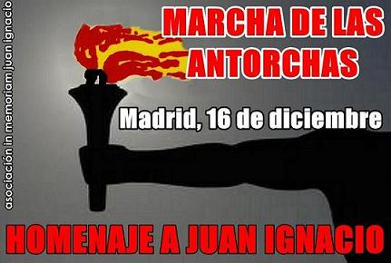 Homenaje a Juan Ignacio. XXXI Aniversario