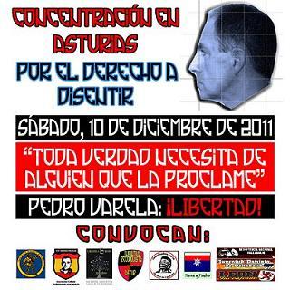 Concentración por el derecho a disentir (Asturias)
