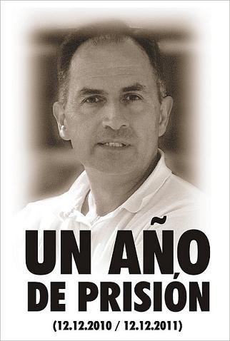 Ante la infamia: Pedro Varela ¡¡Libertad, ya!!