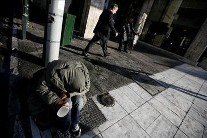 Europa: La crisis en Grecia hace renacer el fantasma del hambre