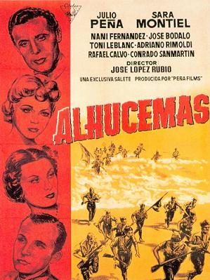 Cine: Alhucemas (1947)