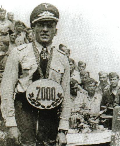 Que leer: Hans-Ulrich Rudel, Piloto de Stukas
