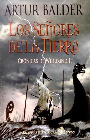 Que leer: Cronicas de Widukind (Artur Balder)