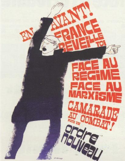 Documental: Ordre Nouveau (Francia)