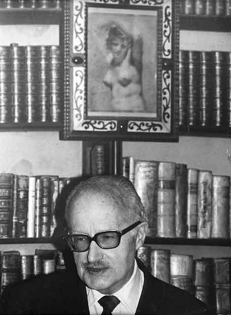 José Antonio Bielsa: El pensamiento reaccionario de Nicolás Gómez Dávila (1913-1994)