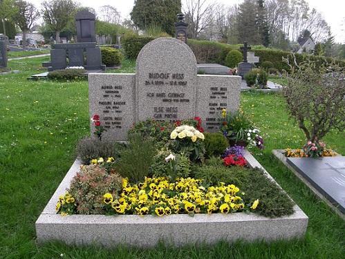 Desde el ABC: Rudolf Hess; El suicidio del último nazi