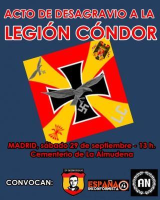 Cita obligada: Madrid 29 de septiembre