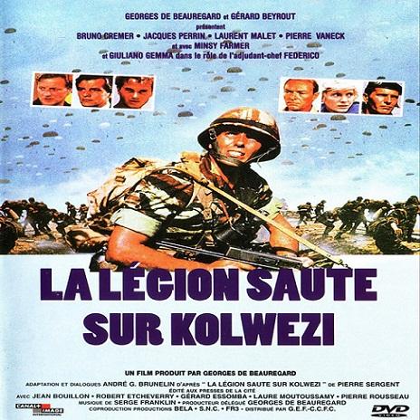 Cine: La Legion saute sur Kolwezi (en Frances)
