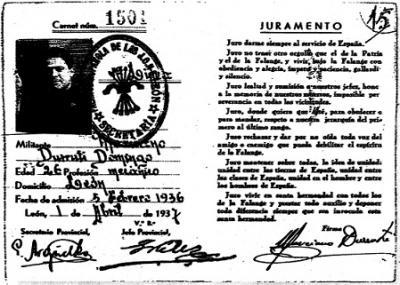 Gustavo Morales: Falangistas contra Franco, los azules fusilados en 1942