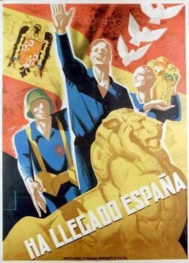 El falangista que fusiló Franco