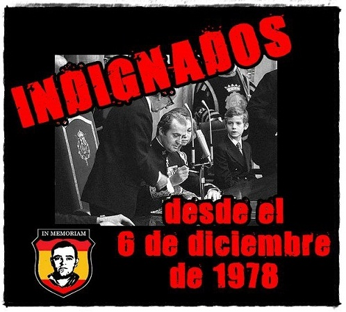 6 de diciembre ¡¡Nada que celebrar!!