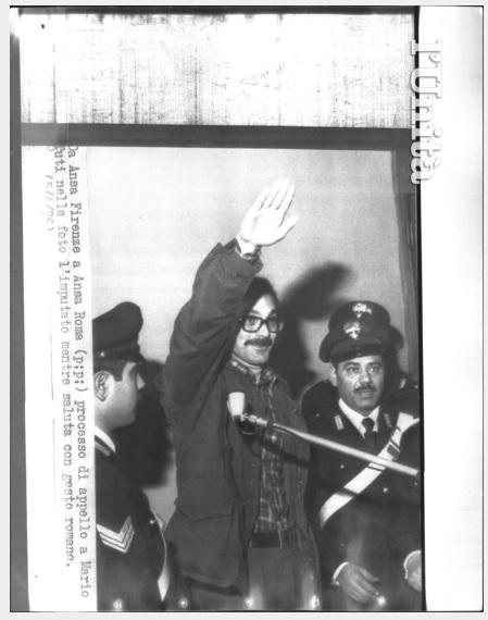 El caso Mario Tuti: El prototipo de activista clandestino (Ernesto Milá)