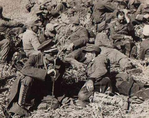 Los campos del Rhin: El destino de los prisioneros alemanes en manos americanas